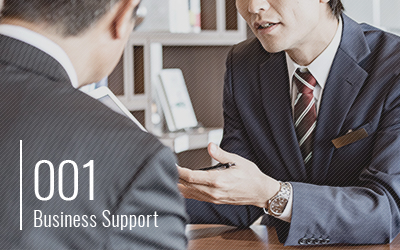 001:Business Support